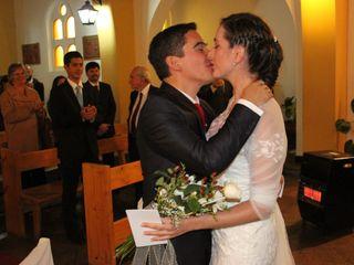 El matrimonio de Consuelo y Franco 3