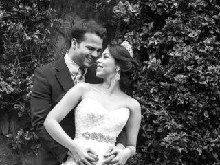 El matrimonio de Fabiana y Johan