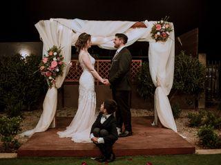 El matrimonio de Nicoll y Carlos