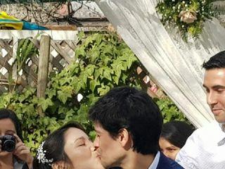 El matrimonio de Yeng Quin y Esteban  3