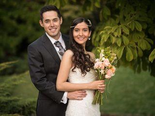 El matrimonio de Cami y Ignacio