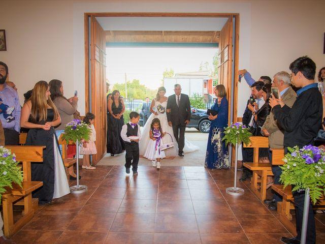 El matrimonio de Tockoy y Vanessa en San Pedro, Melipilla 3