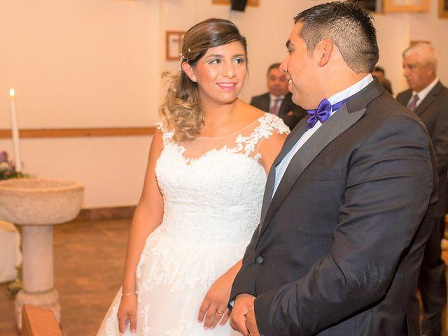 El matrimonio de Tockoy y Vanessa en San Pedro, Melipilla 7