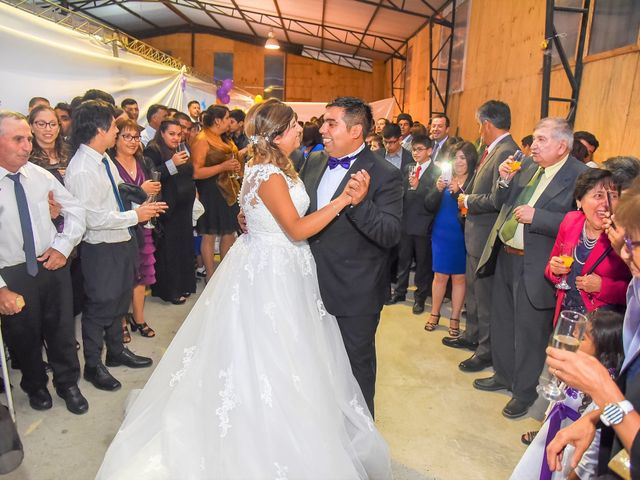 El matrimonio de Tockoy y Vanessa en San Pedro, Melipilla 8