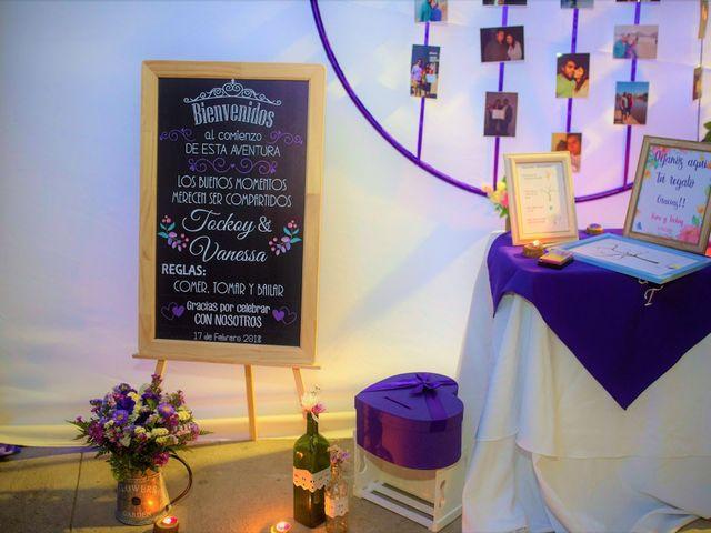 El matrimonio de Tockoy y Vanessa en San Pedro, Melipilla 11