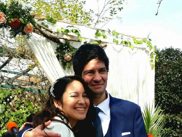El matrimonio de Esteban  y Yeng Quin en La Florida, Santiago 3