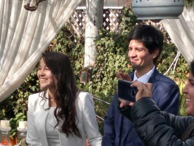 El matrimonio de Esteban  y Yeng Quin en La Florida, Santiago 4
