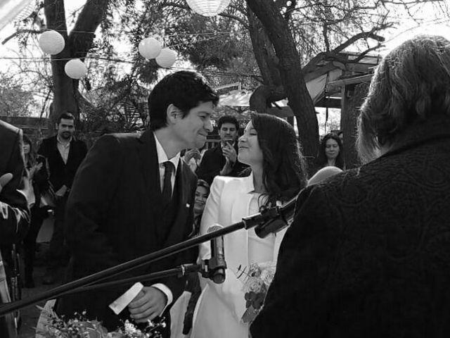 El matrimonio de Esteban  y Yeng Quin en La Florida, Santiago 2