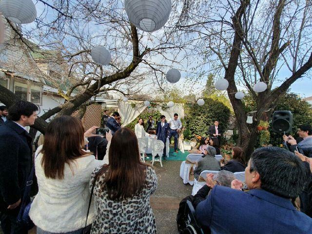 El matrimonio de Esteban  y Yeng Quin en La Florida, Santiago 6