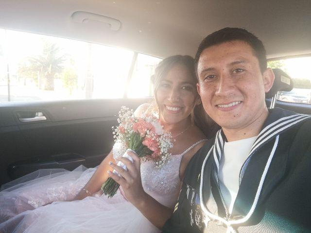 El matrimonio de Gabriela y Rodolfo