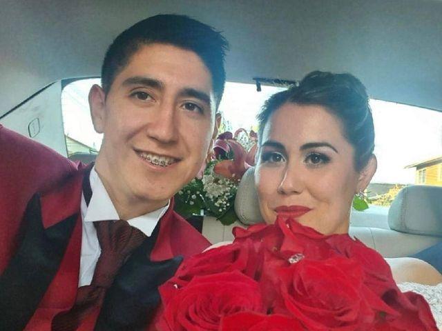 El matrimonio de Jacqueline y Christopher
