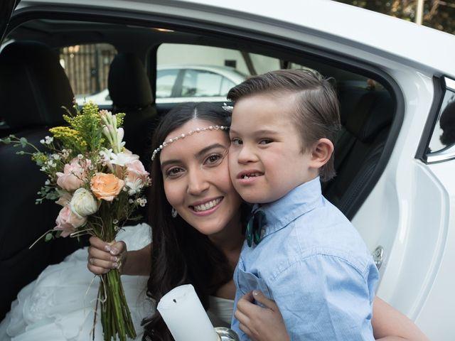 El matrimonio de Ignacio y Cami en Vitacura, Santiago 4