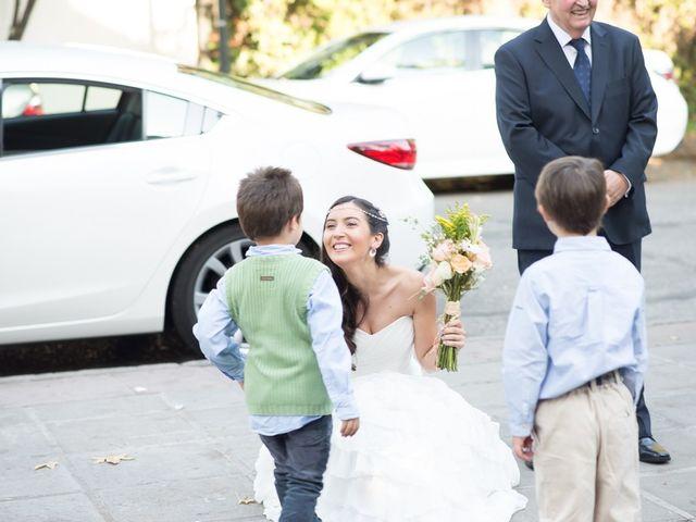 El matrimonio de Ignacio y Cami en Vitacura, Santiago 6