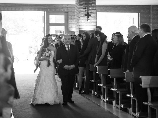 El matrimonio de Ignacio y Cami en Vitacura, Santiago 7