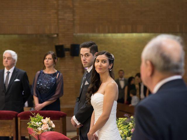 El matrimonio de Ignacio y Cami en Vitacura, Santiago 10