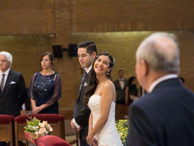 El matrimonio de Ignacio y Cami en Vitacura, Santiago 11