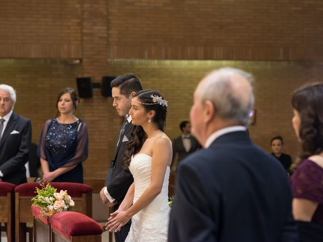 El matrimonio de Ignacio y Cami en Vitacura, Santiago 12