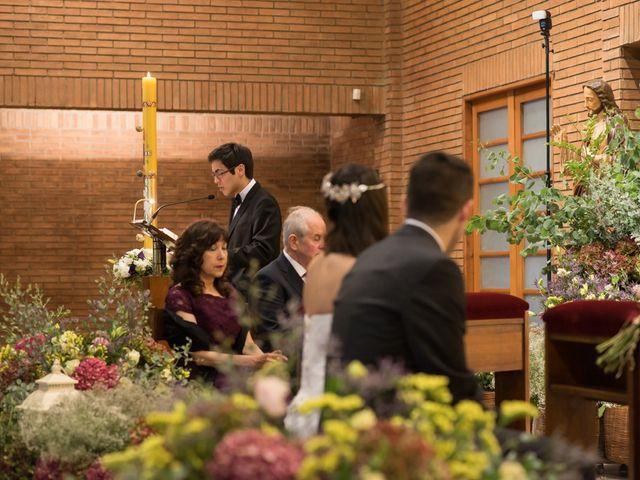 El matrimonio de Ignacio y Cami en Vitacura, Santiago 13
