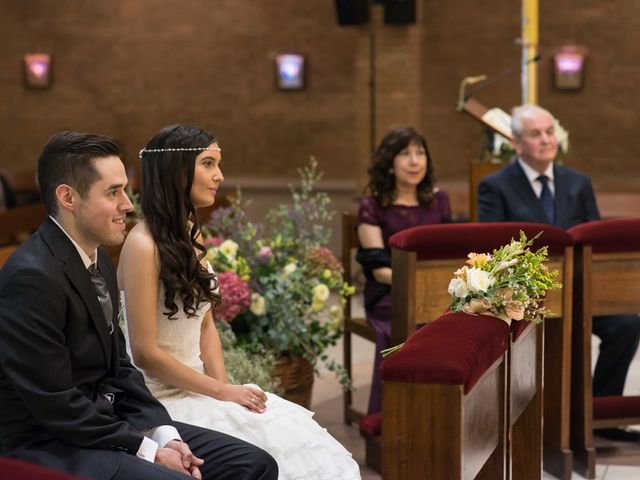 El matrimonio de Ignacio y Cami en Vitacura, Santiago 14