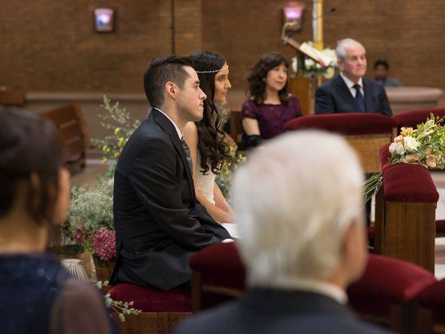 El matrimonio de Ignacio y Cami en Vitacura, Santiago 15