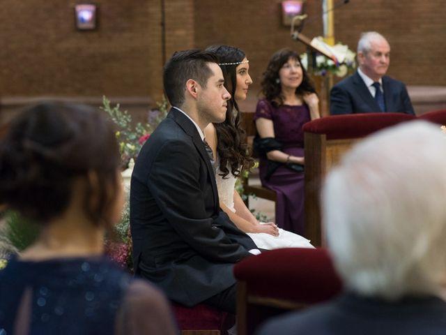 El matrimonio de Ignacio y Cami en Vitacura, Santiago 16