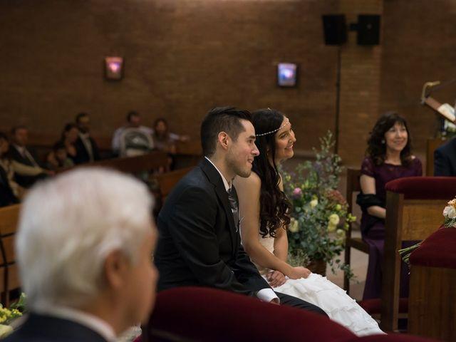 El matrimonio de Ignacio y Cami en Vitacura, Santiago 18