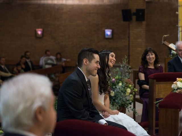 El matrimonio de Ignacio y Cami en Vitacura, Santiago 19