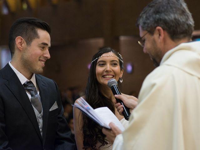 El matrimonio de Ignacio y Cami en Vitacura, Santiago 20