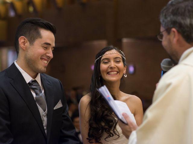 El matrimonio de Ignacio y Cami en Vitacura, Santiago 21