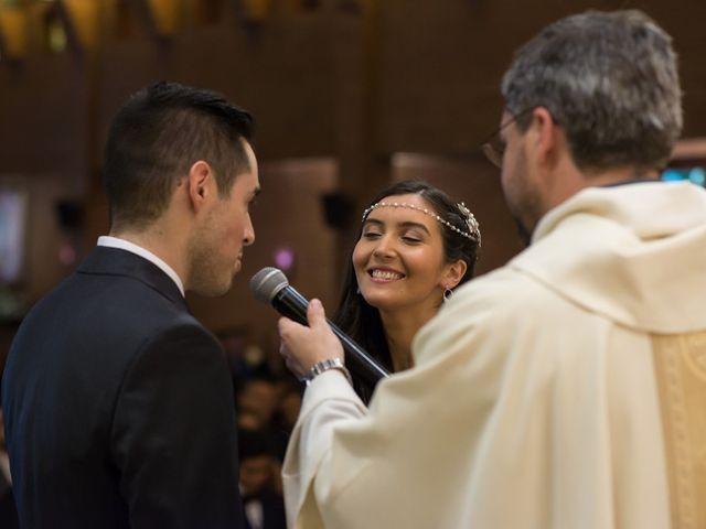 El matrimonio de Ignacio y Cami en Vitacura, Santiago 22