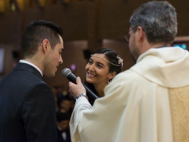 El matrimonio de Ignacio y Cami en Vitacura, Santiago 23