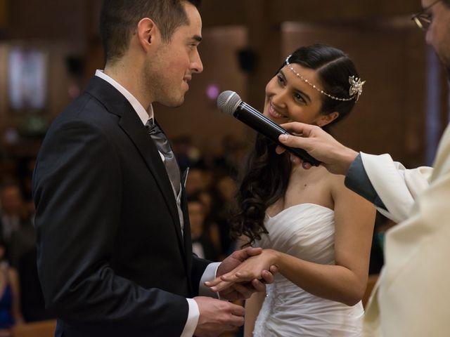 El matrimonio de Ignacio y Cami en Vitacura, Santiago 25