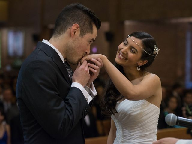 El matrimonio de Ignacio y Cami en Vitacura, Santiago 26