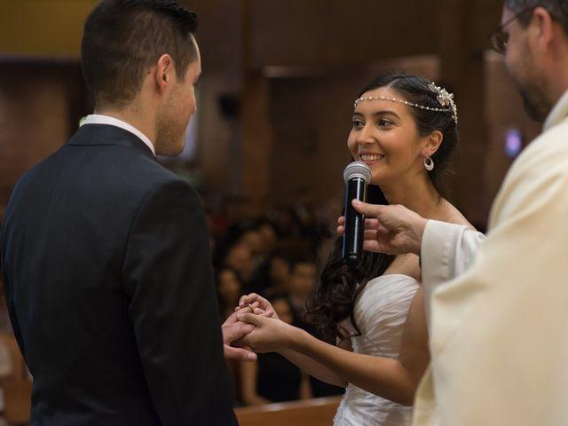 El matrimonio de Ignacio y Cami en Vitacura, Santiago 27
