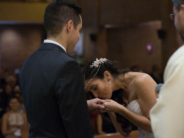 El matrimonio de Ignacio y Cami en Vitacura, Santiago 28