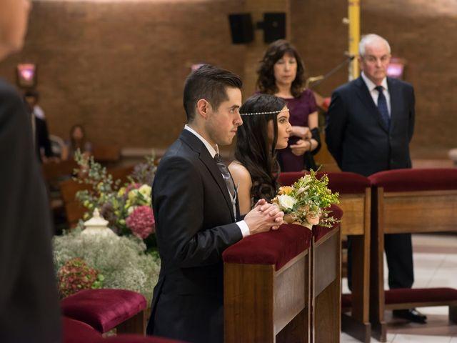 El matrimonio de Ignacio y Cami en Vitacura, Santiago 34