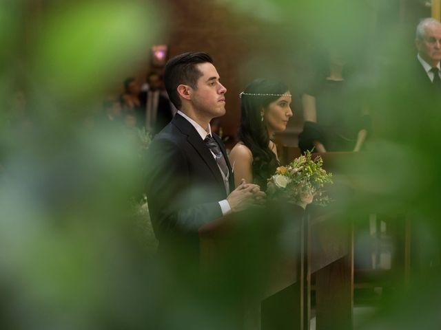 El matrimonio de Ignacio y Cami en Vitacura, Santiago 36
