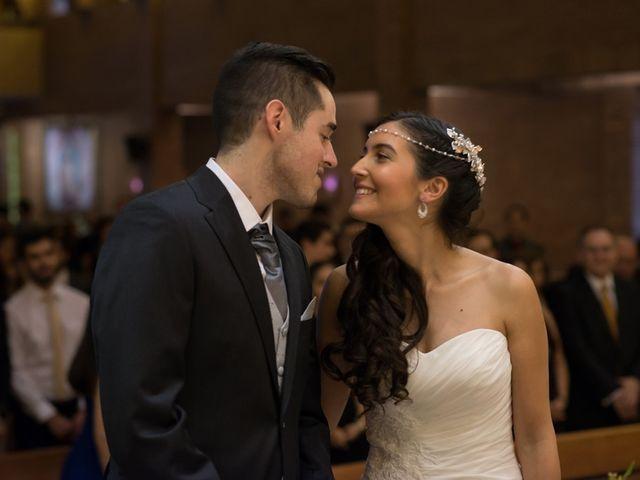 El matrimonio de Ignacio y Cami en Vitacura, Santiago 38