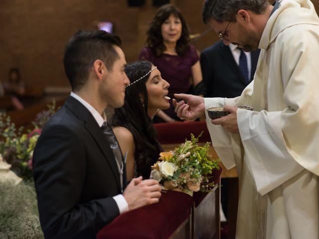 El matrimonio de Ignacio y Cami en Vitacura, Santiago 39