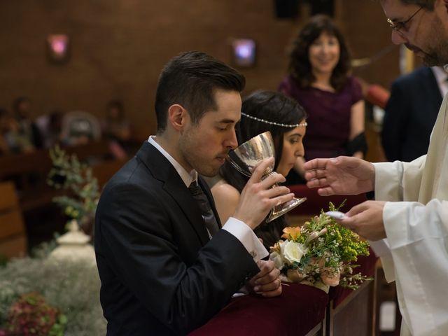 El matrimonio de Ignacio y Cami en Vitacura, Santiago 41