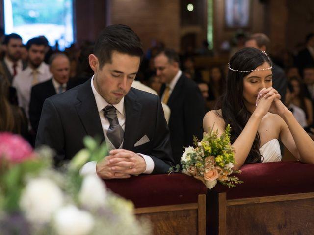 El matrimonio de Ignacio y Cami en Vitacura, Santiago 42