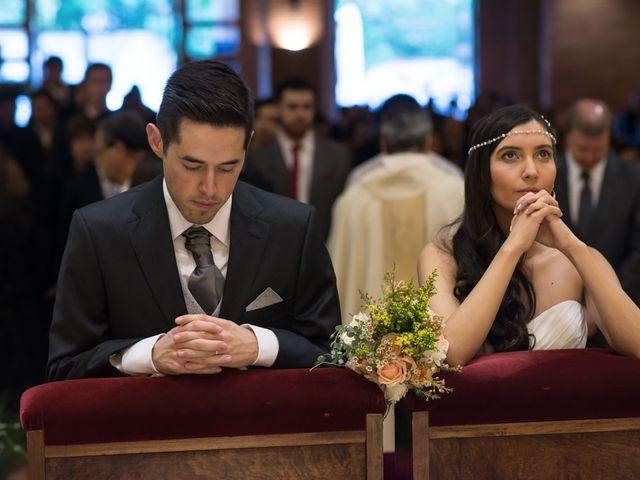 El matrimonio de Ignacio y Cami en Vitacura, Santiago 44