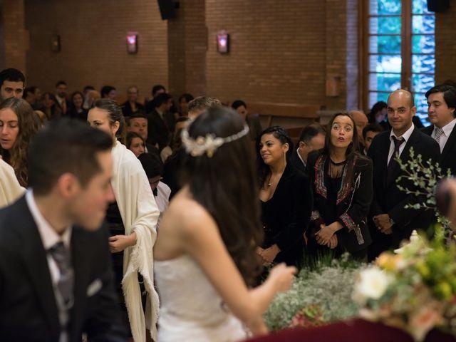 El matrimonio de Ignacio y Cami en Vitacura, Santiago 45