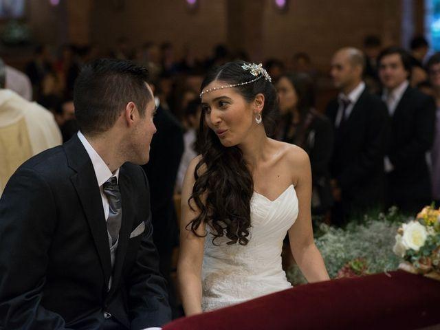 El matrimonio de Ignacio y Cami en Vitacura, Santiago 46