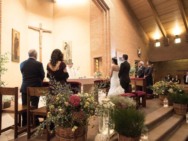 El matrimonio de Ignacio y Cami en Vitacura, Santiago 52