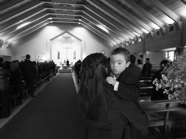 El matrimonio de Ignacio y Cami en Vitacura, Santiago 53