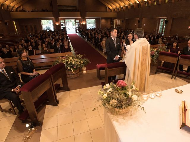 El matrimonio de Ignacio y Cami en Vitacura, Santiago 54