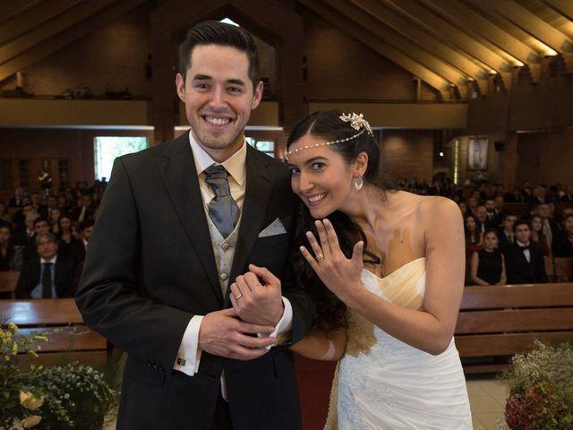 El matrimonio de Ignacio y Cami en Vitacura, Santiago 56