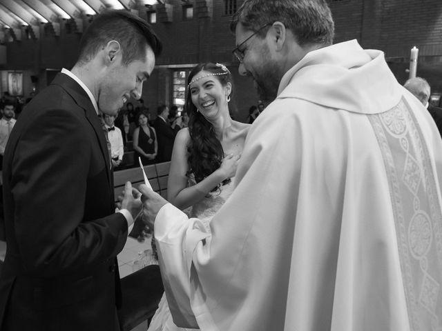 El matrimonio de Ignacio y Cami en Vitacura, Santiago 59