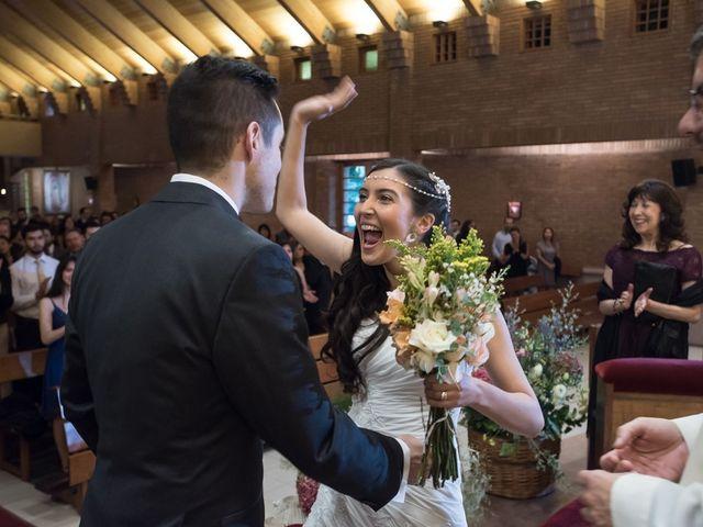 El matrimonio de Ignacio y Cami en Vitacura, Santiago 61